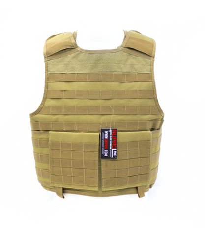 NP PMC PLATE CARRIER - TAN