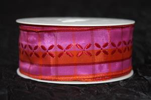 Band 40 mm 20 m/r färg 66 med tråd