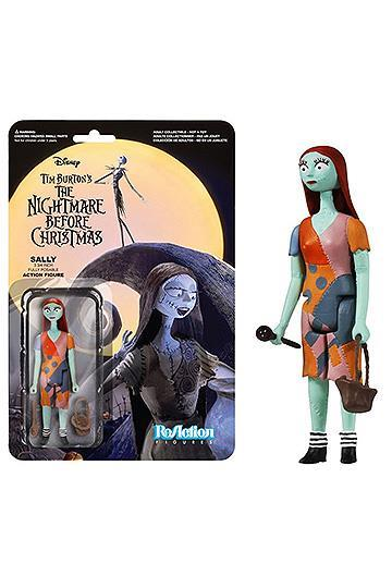 Nightmare Before Christmas, Sally
