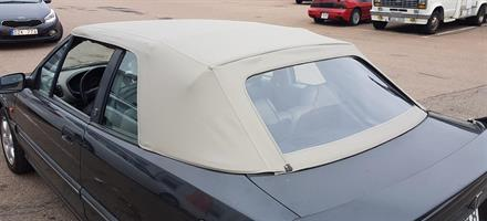Sufflett Rover 214, 216 92-96 vinyl beige combo