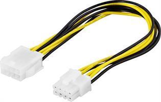 Adapter IDE - 8-pol PCI-Exp. Förl. 0.25m