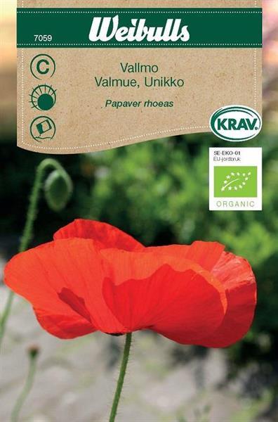 Vallmo Krav Organic