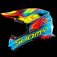 SUOMY MR JUMP - Start Cyan/Fuxia