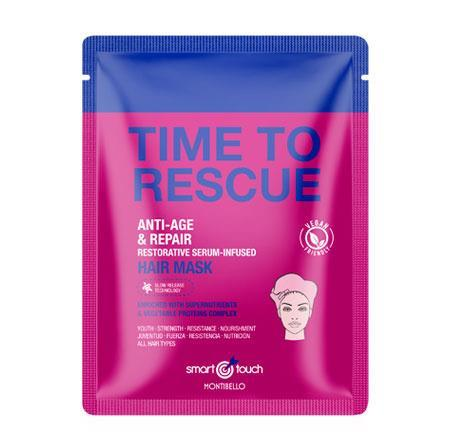 Smart Touch Time To Rescue Mask