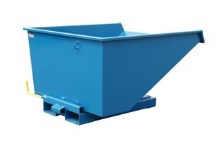 Tippcontainer Heavy 900 L blå