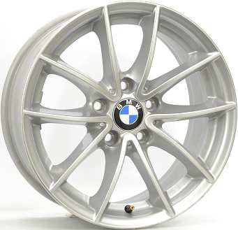 7,5X17 BMW STYLE 304 5x120 ET32 KR72,6