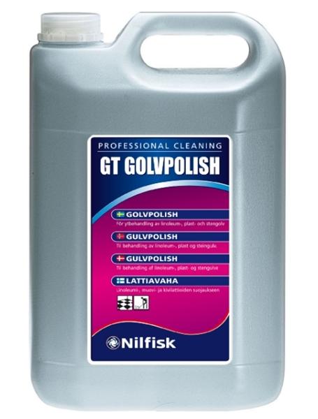 GT GOLVPOLISH 5L