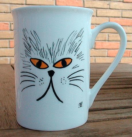 Kaffemugg Perseransikte