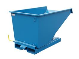 Tippcontainer Heavy 600 L blå