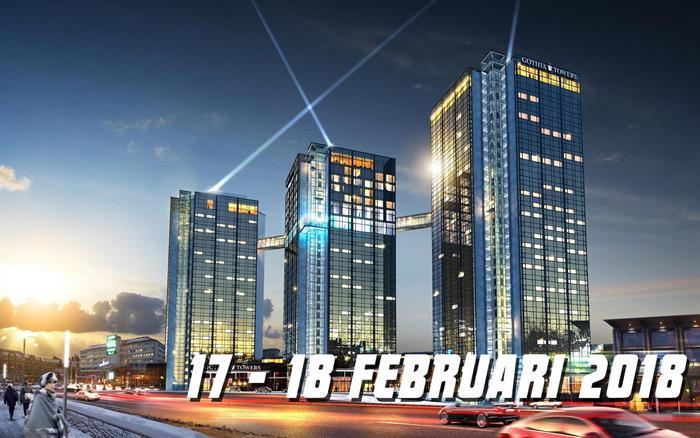 Vi är med på Sci-Fi Mässan i Göteborg!