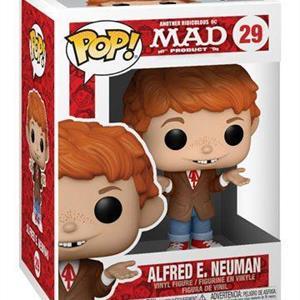 MAD POP! Alfred E. Neuman