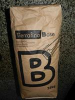Tierrafino Base S II met stro, basisleem, droog