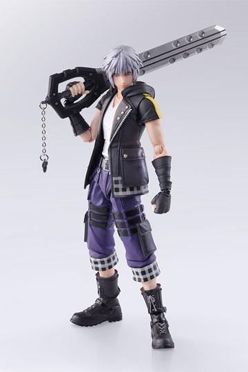 Kingdom Hearts III, Bring Arts, Riku