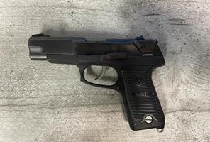 Ruger P89 9mm käytetty pistooli