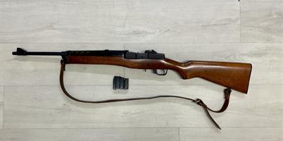 Ruger Mini-14 Ranch .223 käytetty kivääri