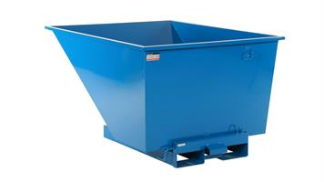 Tippcontainer Basic 900 L blå