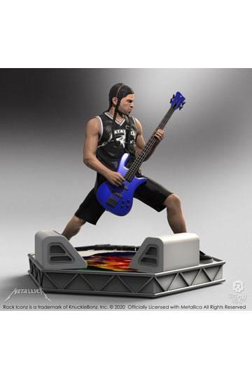 Metallica, Rock Iconz, Robert Trujillo