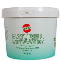Yoghurt 3,5%  5kg