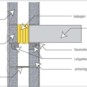 Svilletetning 45x10 mm sort - Løpemeter