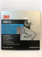 3M Tätningsband Butyl Svart 10mm x 4,5m 08612