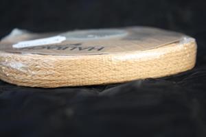 Band pappersgarn 16mm natur ca15m/r