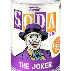 DC Comics Vinyl SODA, Joker (Jack Nicholson)