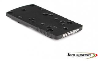 Toni System punapisteen jalusta, Glock - Type B