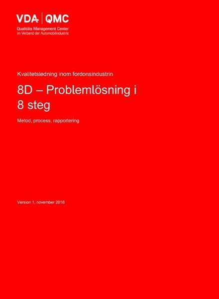 8D - Problemlösning i 8 Steg