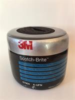 3M Scotch-Brite Pre-Cut Ultrafine CF-SR, S UFN, Grå 115 x 150 mm 07904