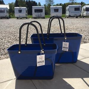 Hinza väska marinblå stor