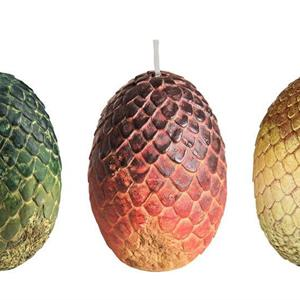 Game of Thrones, Candles, Dragon Eggs