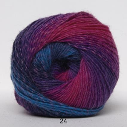 Kinna Textil Kunstgarn fg. 24