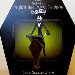 Nightmare Before Christmas, Jack, Silver Anniv.