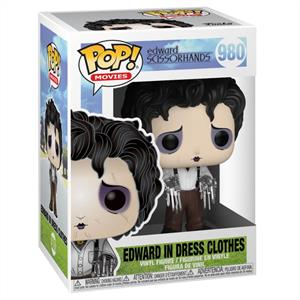 Edward Scissorhands POP! Edward in Dress Clothes