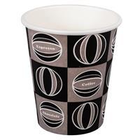 Kaffekopp dekor 355ml 20 x 50st