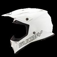 SUOMY MX SPEED - Plain White
