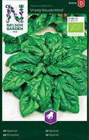 Spenat 'Vroeg Reuzenblad', Organic
