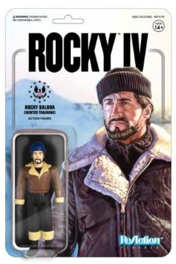 Rocky 4, ReAction, Rocky (Winter Training)