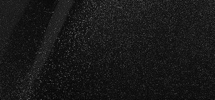 Konstläder flake svart