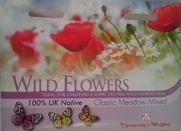 Vildblommor 'Classic Meadow'