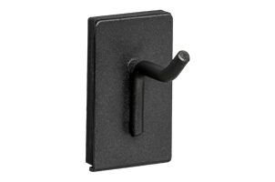 Magnetkrok upphängningskrok 38x5 mm  2-pack