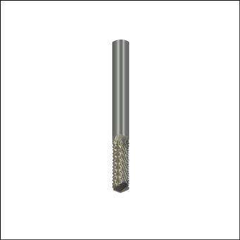 CNC Facettfräsar för glasfiber
