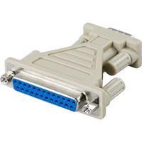 Adapter DB9M - DB25F