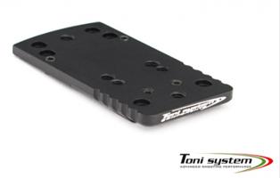 Toni System punapisteen jalusta, Glock - Type A