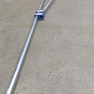 2m lang bom for ladekabel