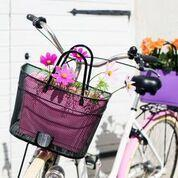 Hinza väska lila stor