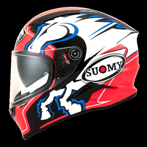 SUOMY SPEEDSTAR - Zerofour Matt