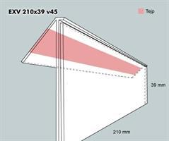 Etiketth. EXV 210-39F 45V tej
