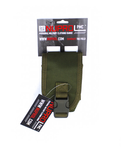 NP PMC Radio Pouch - Green