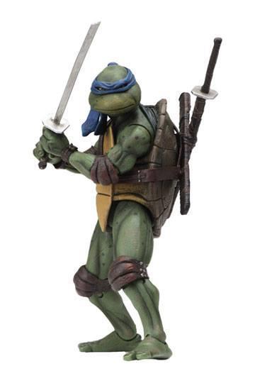 TMNT, Action Figure, Leonardo